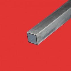 Tube carré alu 40x40 mm