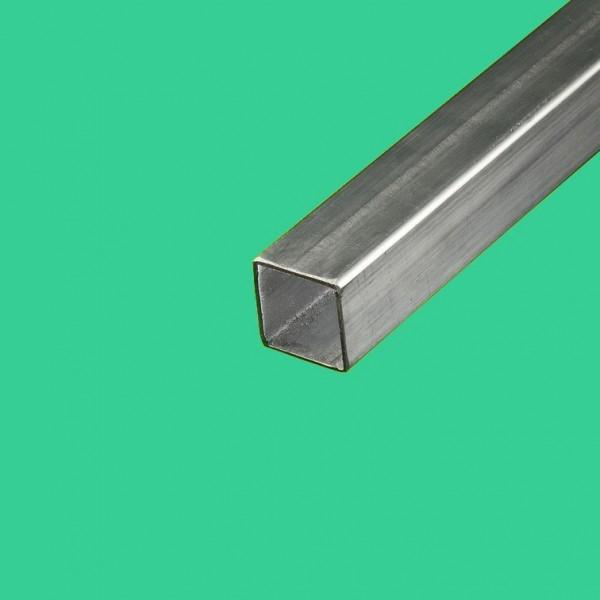 Tube inox carré 50 x 50 mm