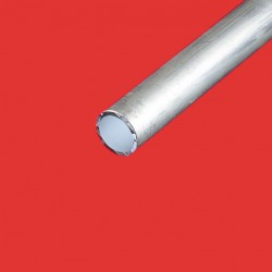 Tube aluminium 45 mm