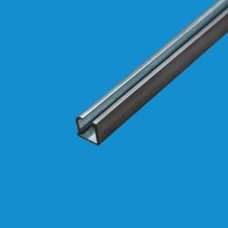 Parclose acier galvanisé
